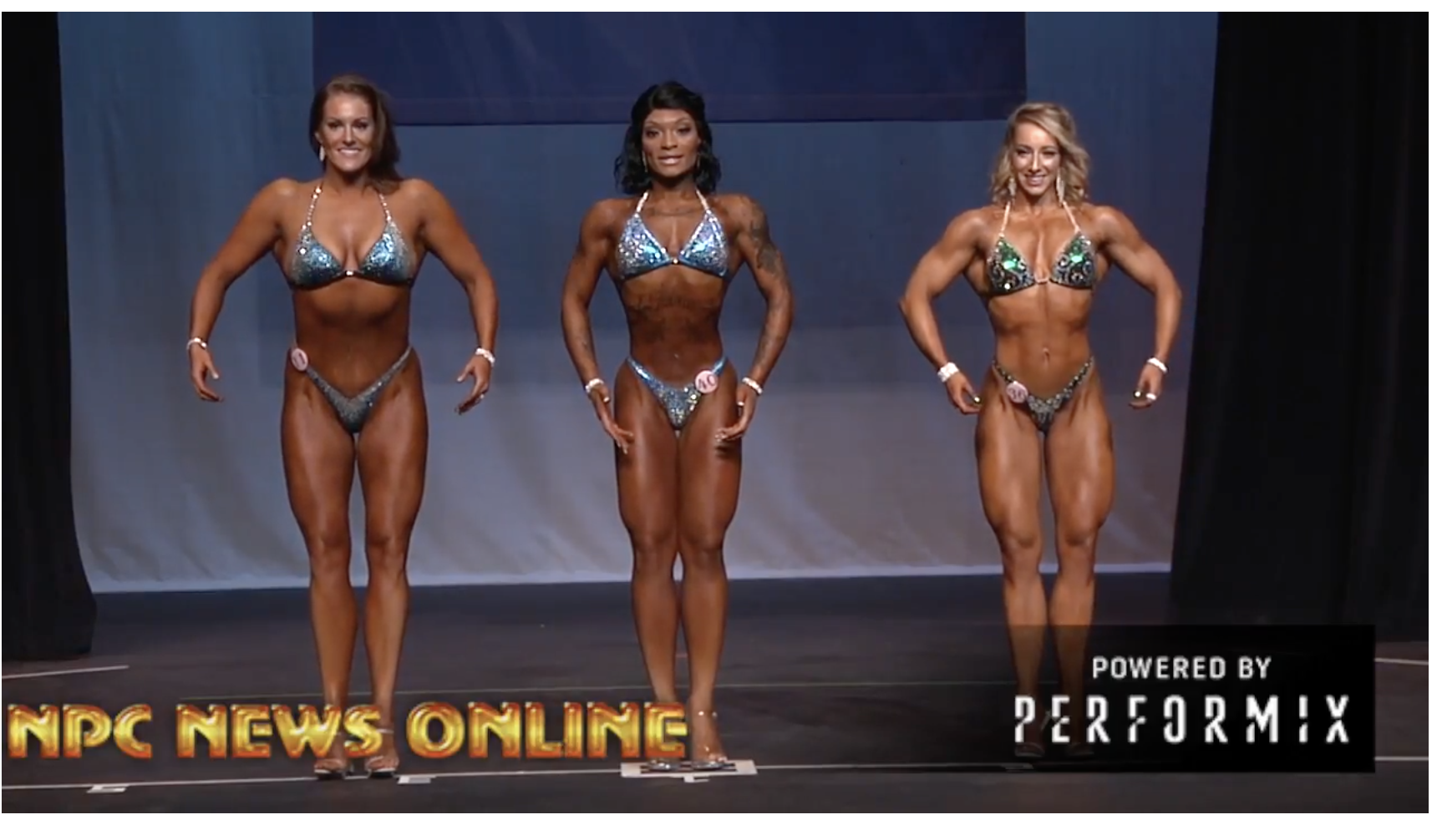 2018 NPC JUDGEMENT DAY WOMEN'S FIGURE OVERALL