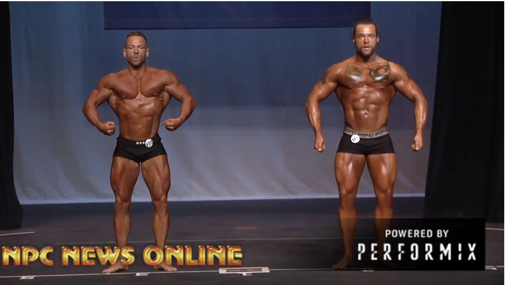 2018 NPC JUDGEMENT DAY MEN'S CLASSIC PHYSIQUE OVERALL