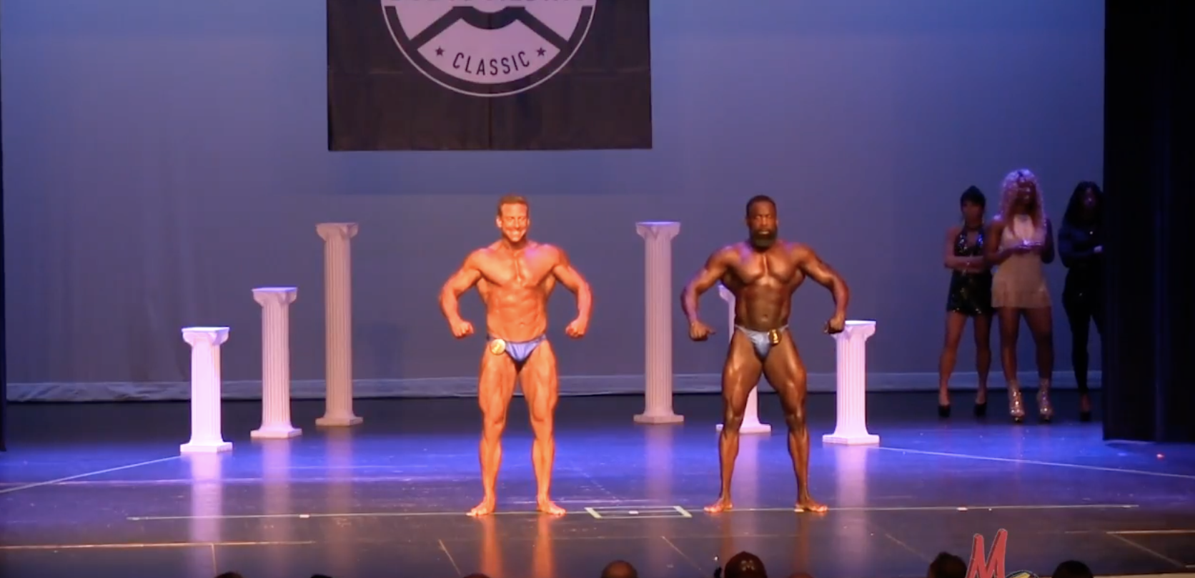 2018 NPC Rocket City Bodybuilding Overall Video
