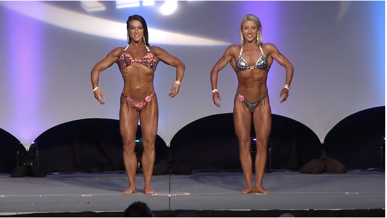 2018 NPC Empire Classic Women's Physique Overall