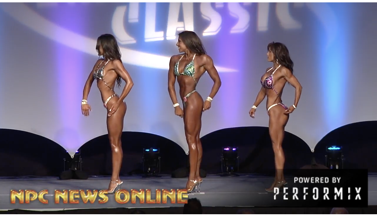 2018 NPC Empire Classic Women's Figure Overall