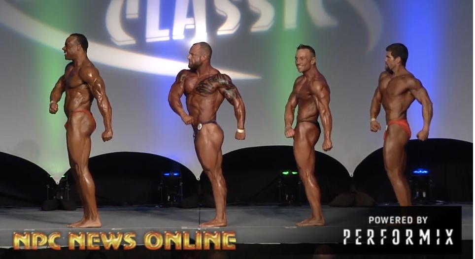 2018 NPC Empire Classic Bodybuilding Overall