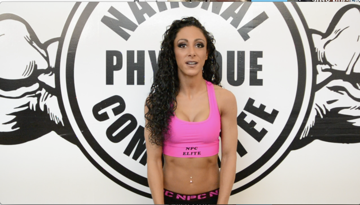 Road To The 2018 NPC Pittsburgh Championships: Bikini Competitor Nikki Politi