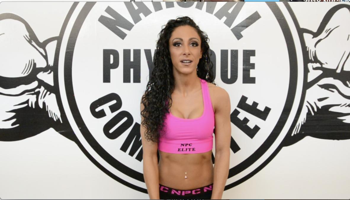 Road To The 2018 NPC Pittsburgh Championships: Bikini Competitor Nikki Politi