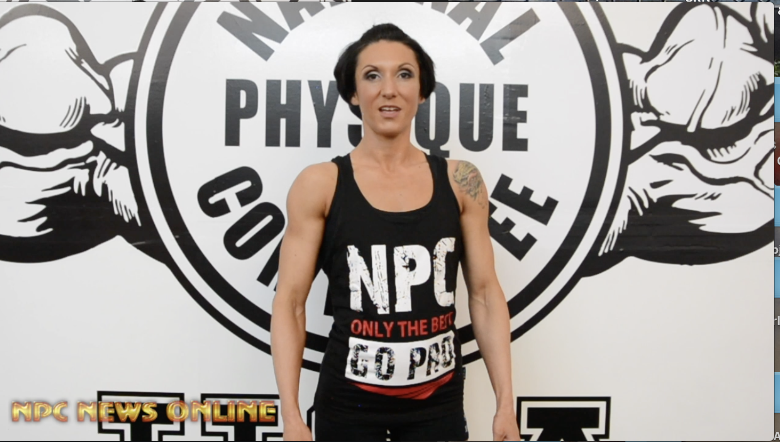 Road To The 2018 NPC Pittsburgh Championships: FIGURE Competitor SARA MOUTON