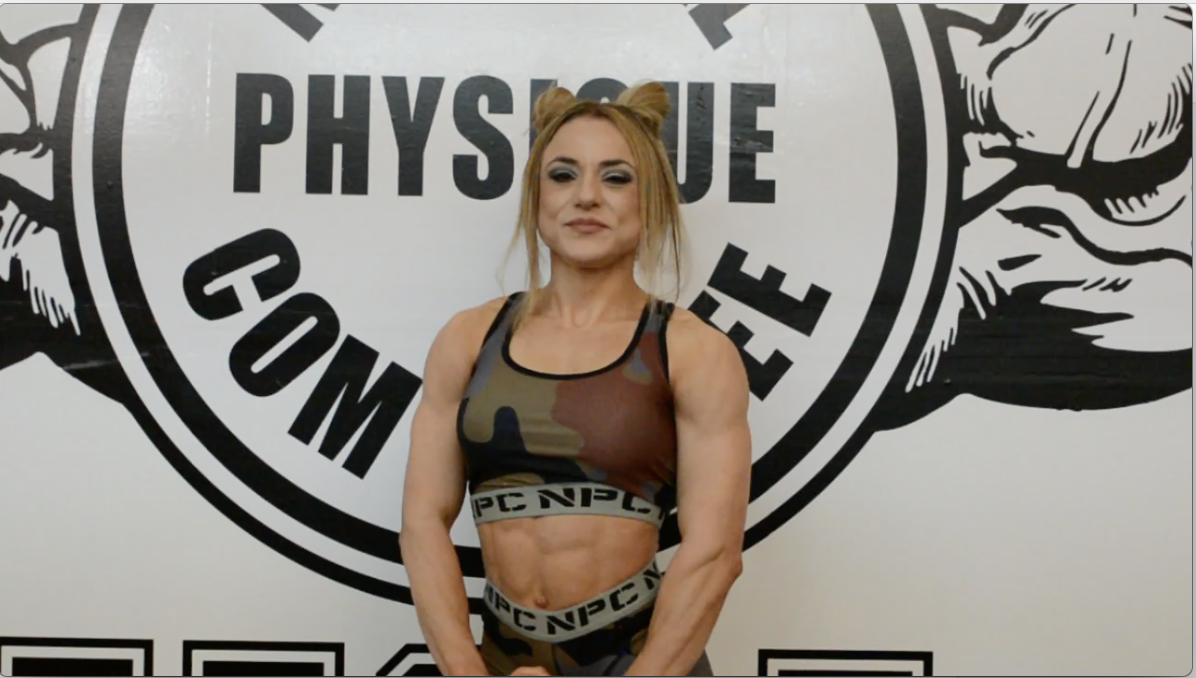 Getting To Know IFBB Figure Pro Bojana Vasiljevic Video