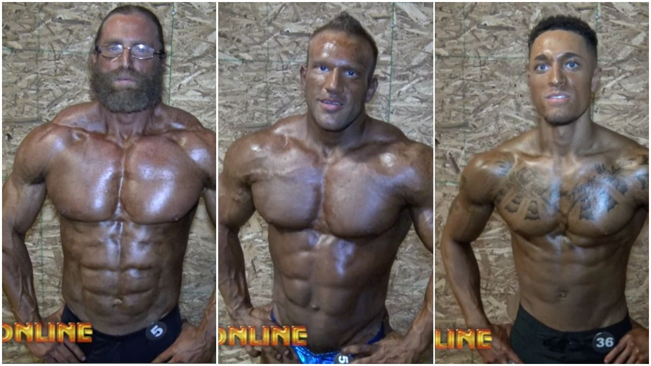 2018 NPC MOUNTAINEER CLASSIC MEN'S OVERALL WINNER INTERVIEWS: BODYBUILDING, CLASSIC PHYSIQUE, MEN'S PHYSIQUE