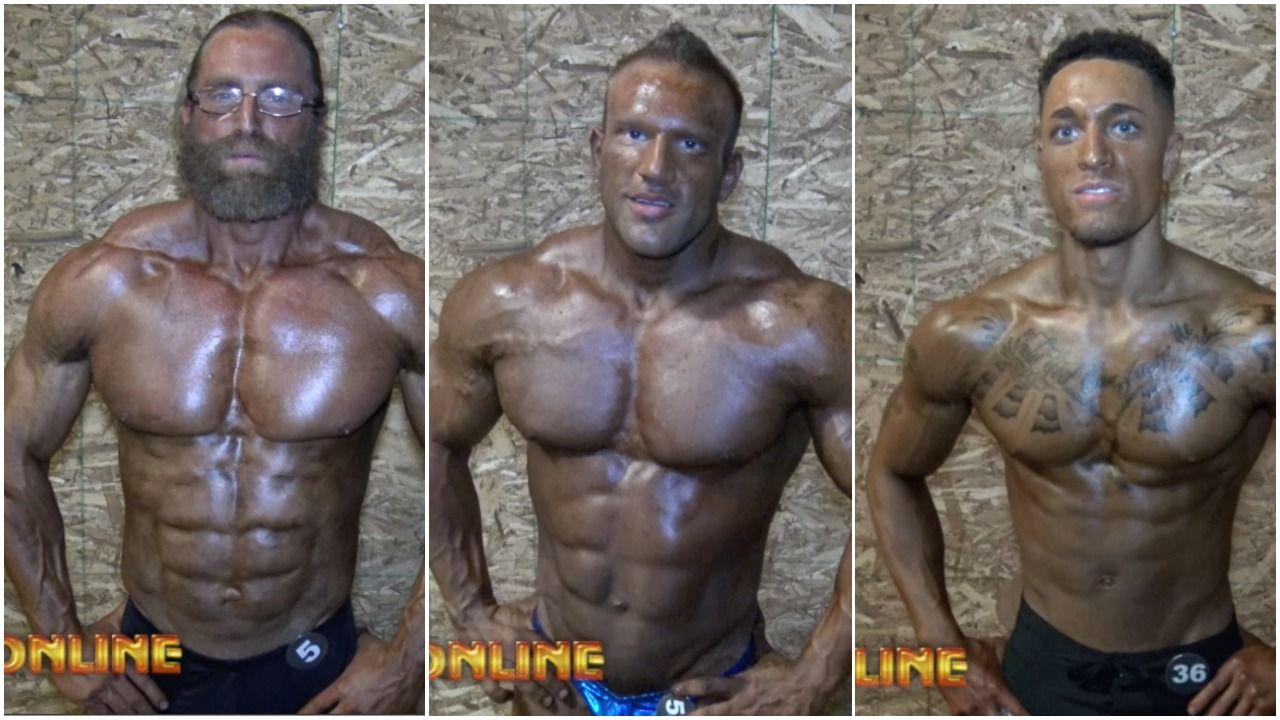 2018 NPC MOUNTAINEER CLASSIC MEN'S OVERALL WINNER INTERVIEWS: BODYBUILDING, CLASSIC PHYSIQUE, MEN'S PHYSIQUE