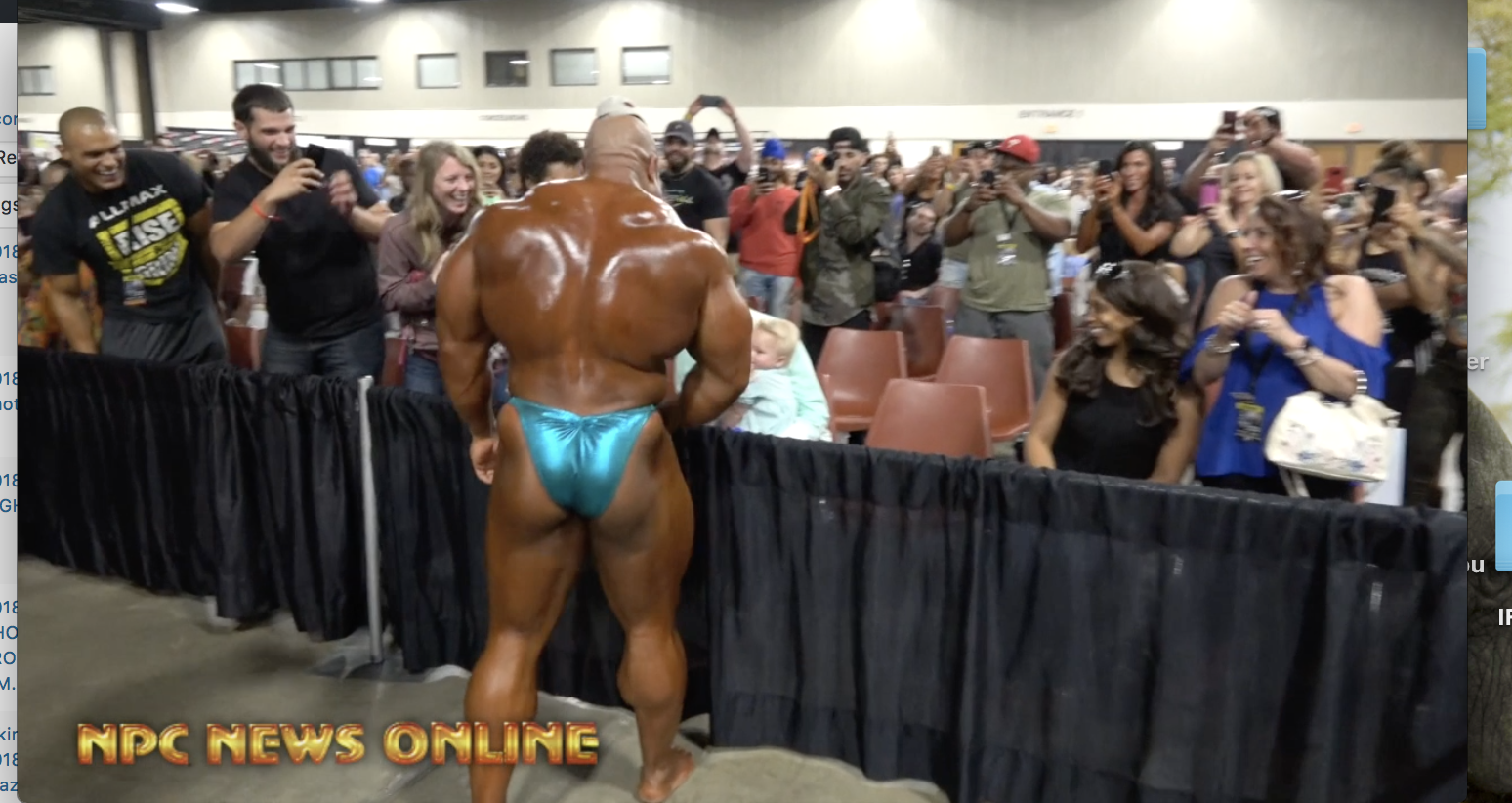 2018 NPC PHIL HEATH CLASSIC HIGHLIGHT VIDEO