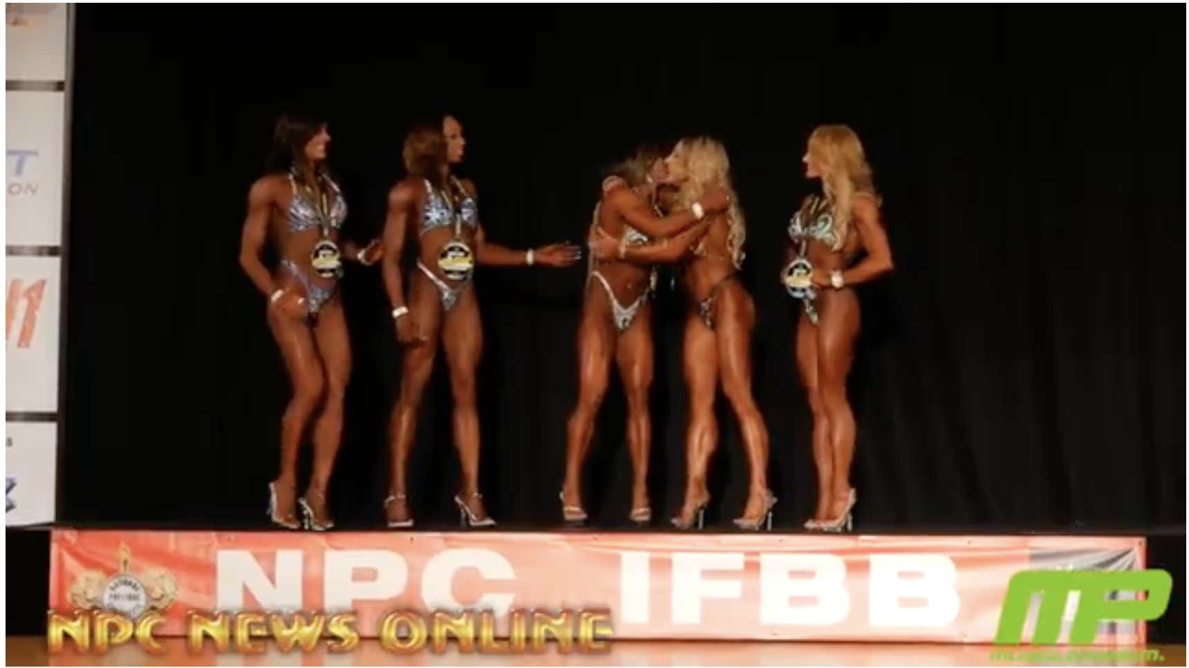 2018 IFBB Pittsburgh Pro Women's Figure Finals/Awards Presentation Video