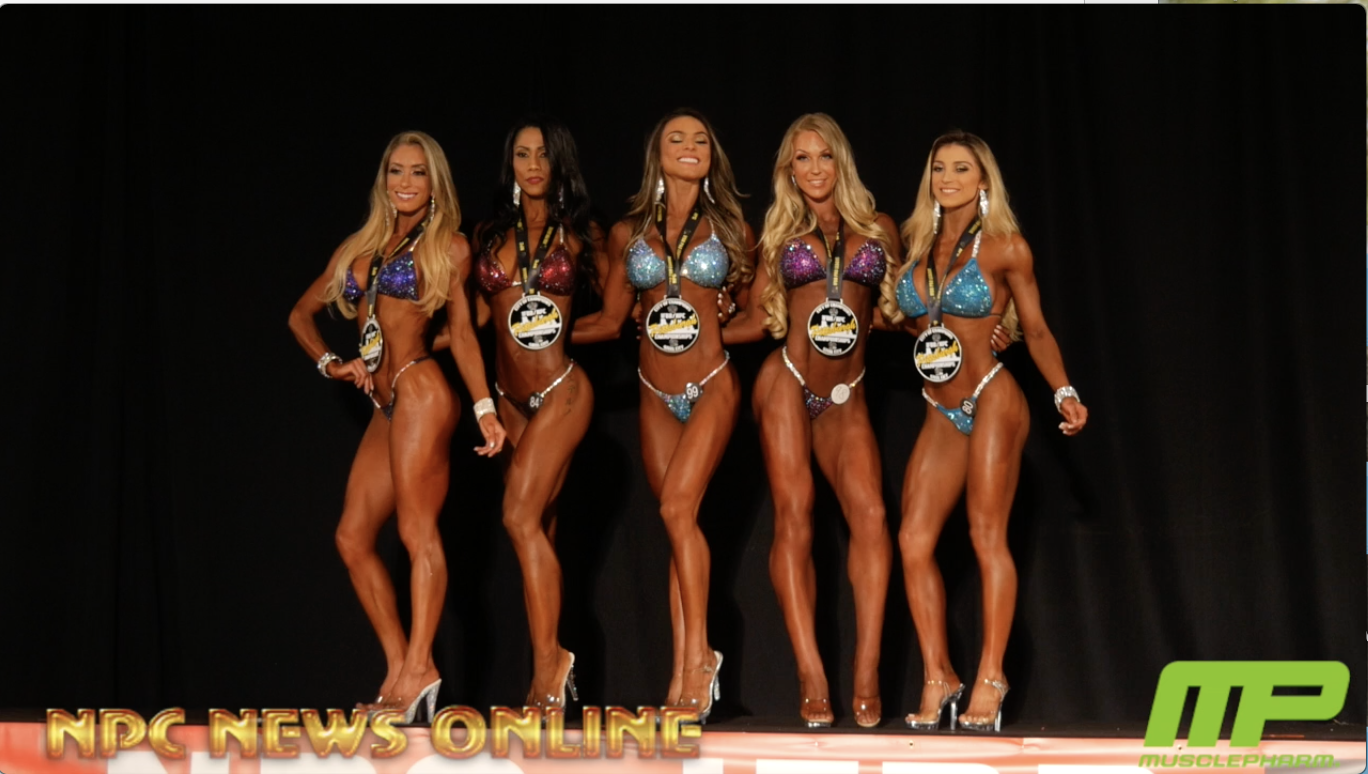 2018 IFBB Pittsburgh Pro Bikini Finals/Awards Presentation Video