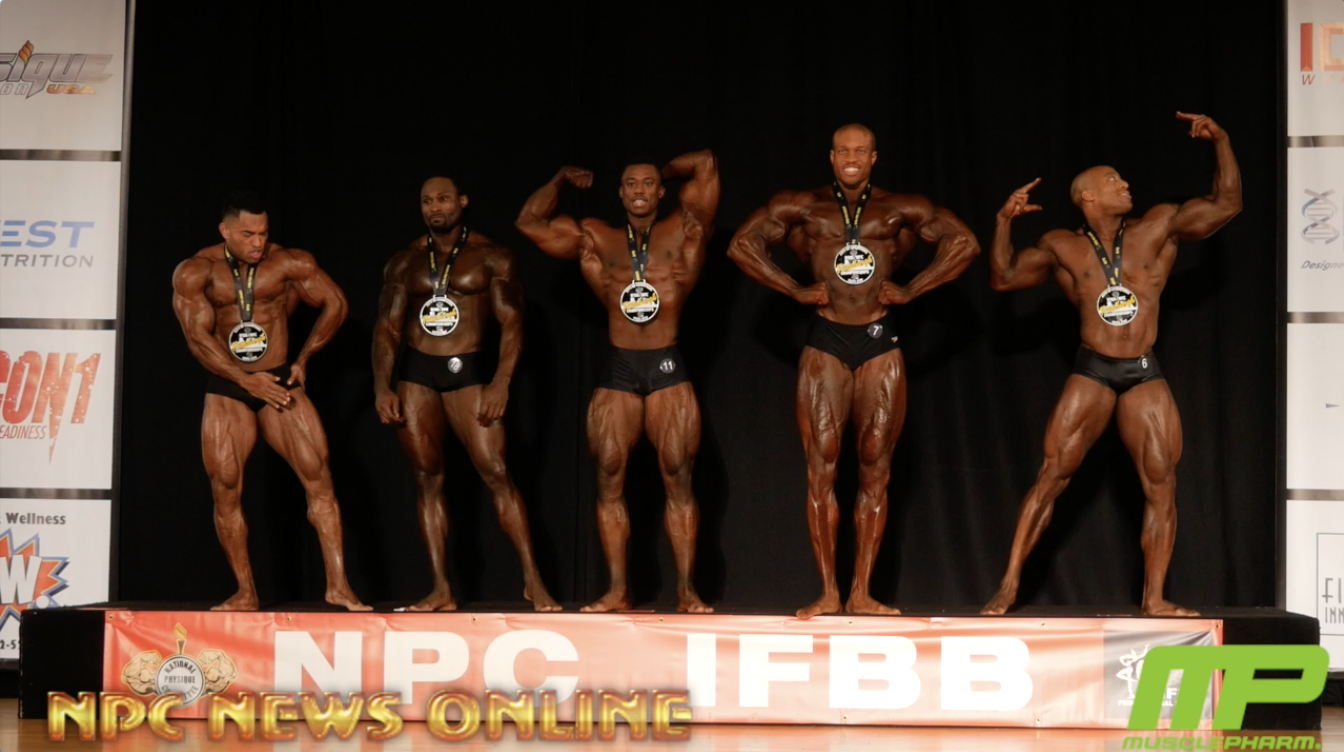2018 IFBB Pittsburgh Pro Men's Classic Physique Finals/Awards Presentation Video & Competitor Apology