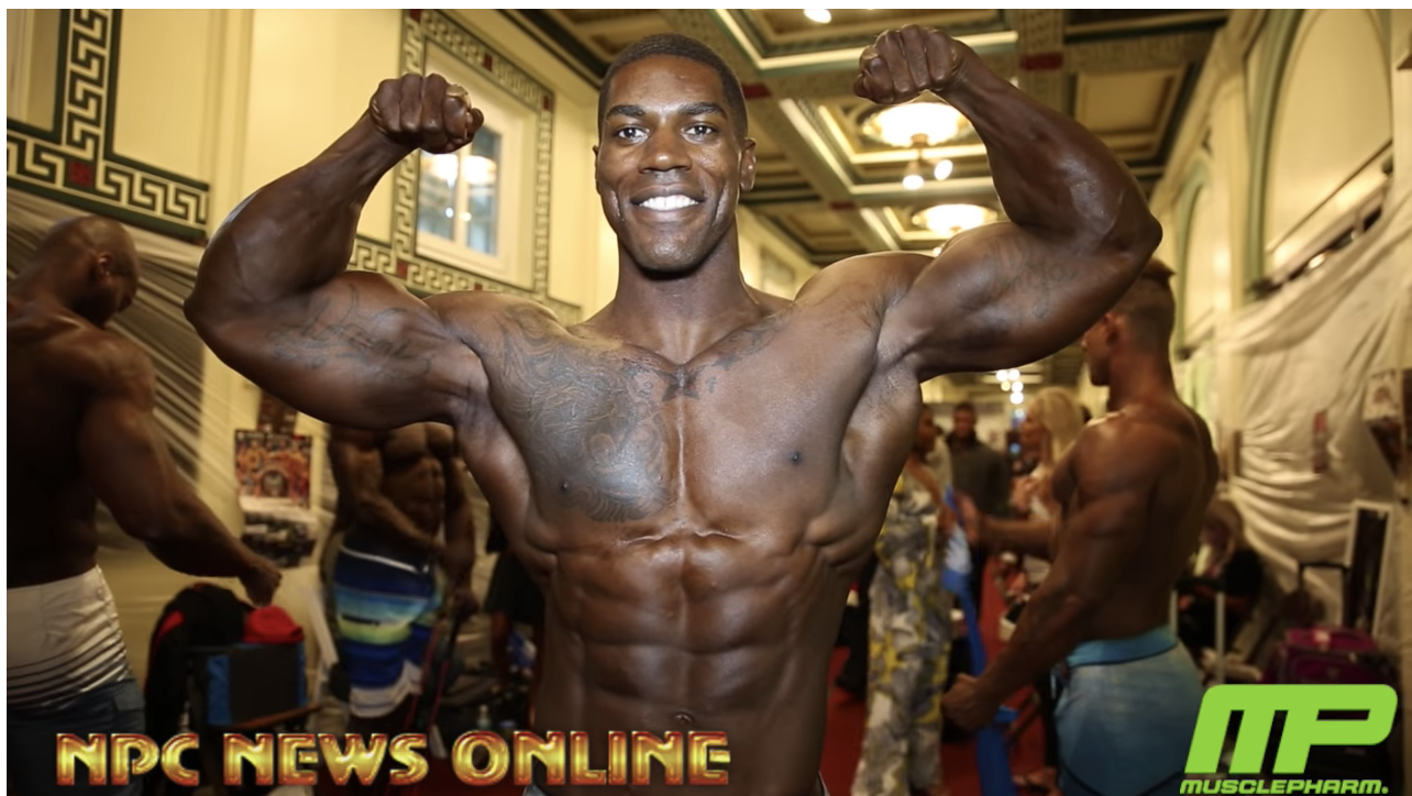 2018 NPC/IFBB Pittsburgh Championships Men's Divisions Finals Backstage Video