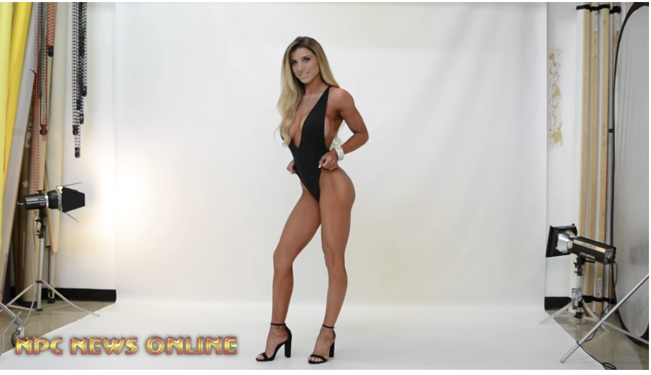 IFBB Bikini Pro Darah Diaz Behind The Scenes Video From 2018 J.M. Manion Photo Shoot