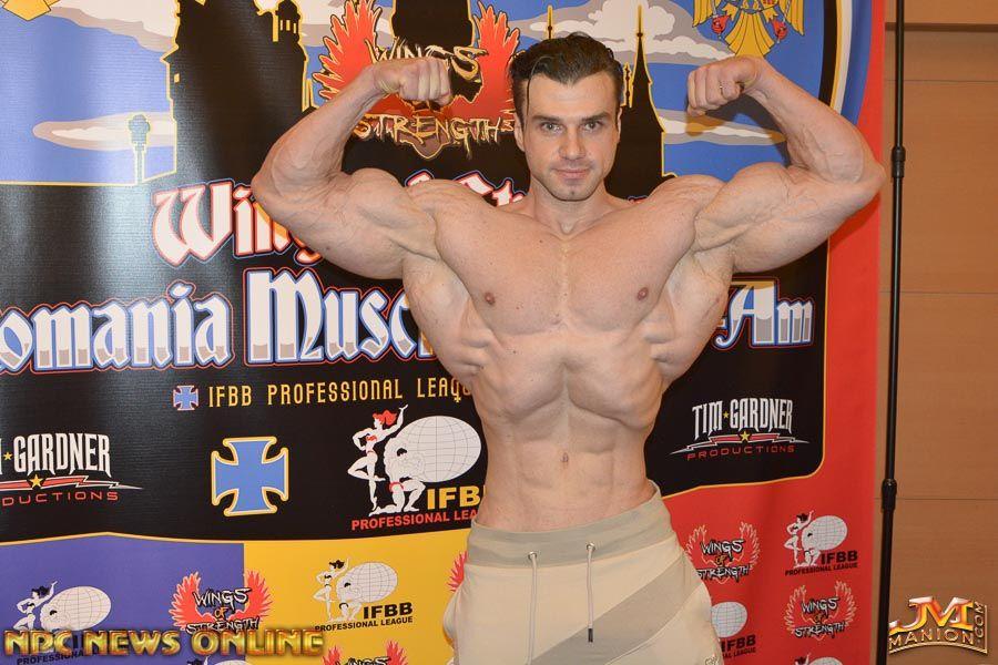 2018 IFBB WOS ROMANIA MUSCLE FEST PRO!! NPC_4689