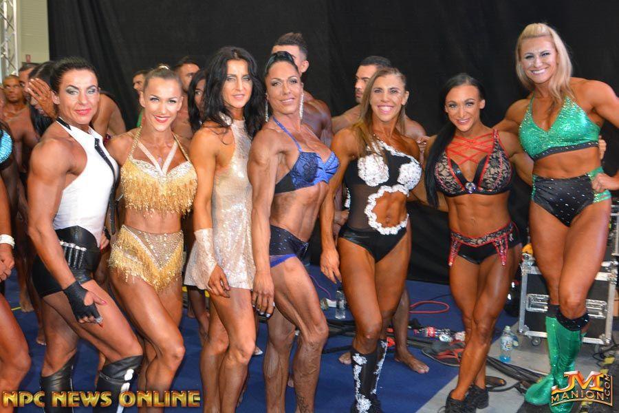 2018 IFBB WOS ROMANIA MUSCLE FEST PRO!! NPC_7040