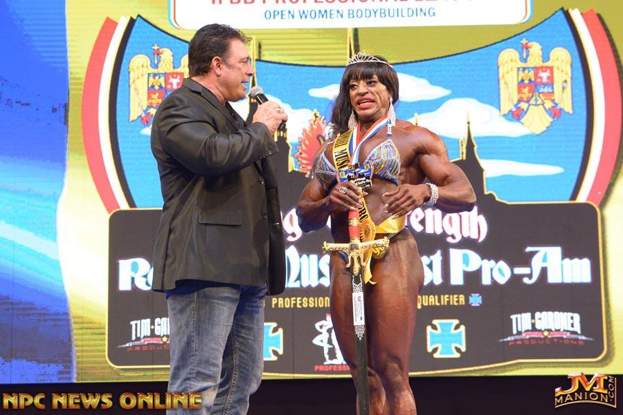 2018 IFBB WOS ROMANIA MUSCLE FEST PRO!! NPC_7388