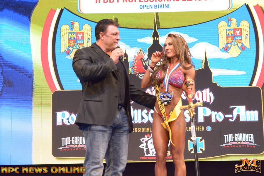 2018 IFBB WOS ROMANIA MUSCLE FEST PRO!! NPC_7440