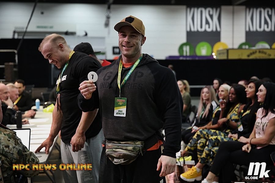 2019 Arnold Classic Australia!! MKAY2404