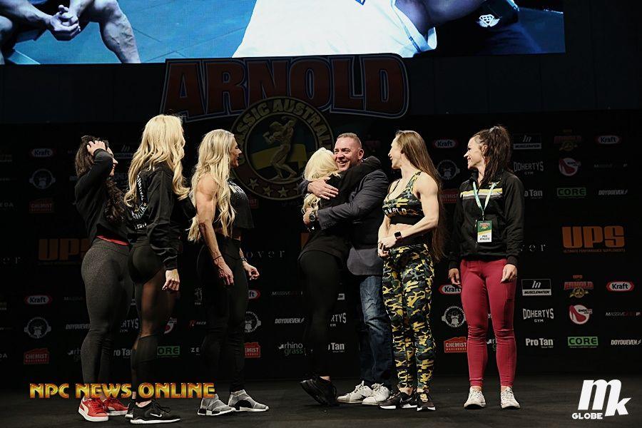 2019 Arnold Classic Australia!! MKAY2550
