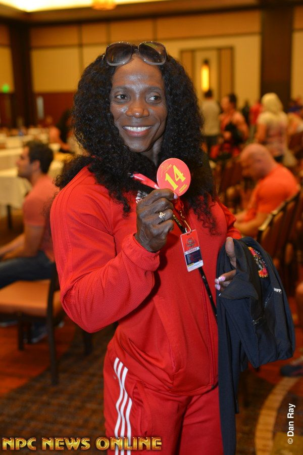 2019 Rising Phoenix Women's Bodybuilding World Championship! DSC_1481