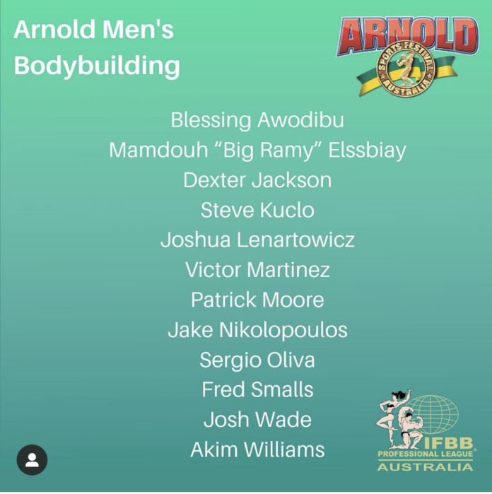 Arnold Classic Australia 2020!! IMG_1359-696x699