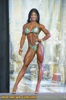 Candice Lewis- Figure Winner