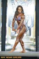 Jennifer Robinson- Women's Physique Winner