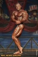 Justin Compton- Men's Bodybuilding Winner