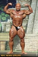 Branch Warren- Men's Bodybuilding Winner