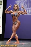 Juliana Malacarne- Women's Physique Winner