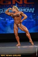 Simone Oliveria- Women's Bodybuilding Winner