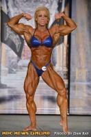 Anne Luise Freitas- Women's Bodybuilding Winner