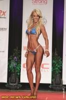 Bikini Open Winner- Tawna Eubanks