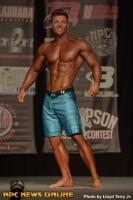 Men's Physique Winner- Stephen Cook