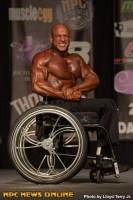 Wheelchair Bodybuilding Winner- Nick Scott