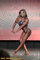 Women's Physique Winner- Heather Grace
