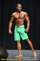 Men's Physique Winner- Rodney Razor