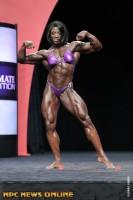 Ms Olympia Winner- Iris Kyle