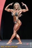 Women's Physique Winner- Juliana Malacarne