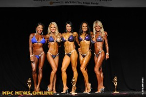 Official NPC Women's Physique Division | NPC News Online