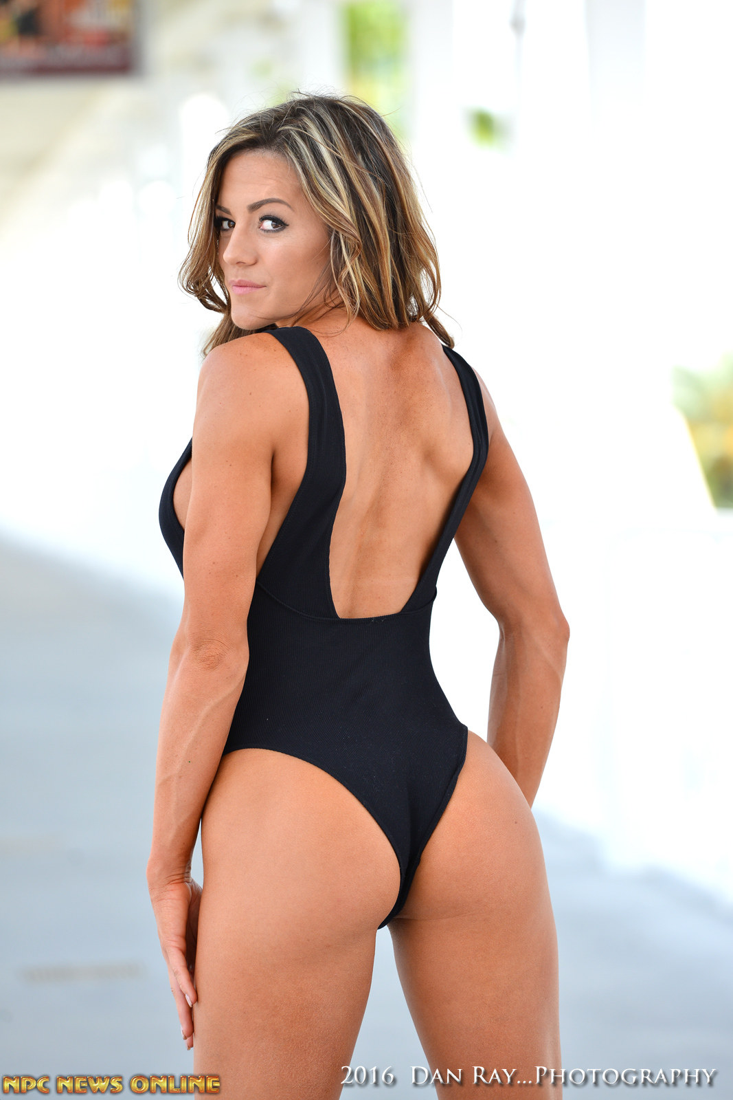 Simply matchless Bikini competitor galleries really. was