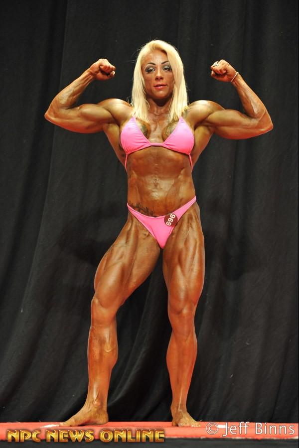 bodybuilder milf bikini