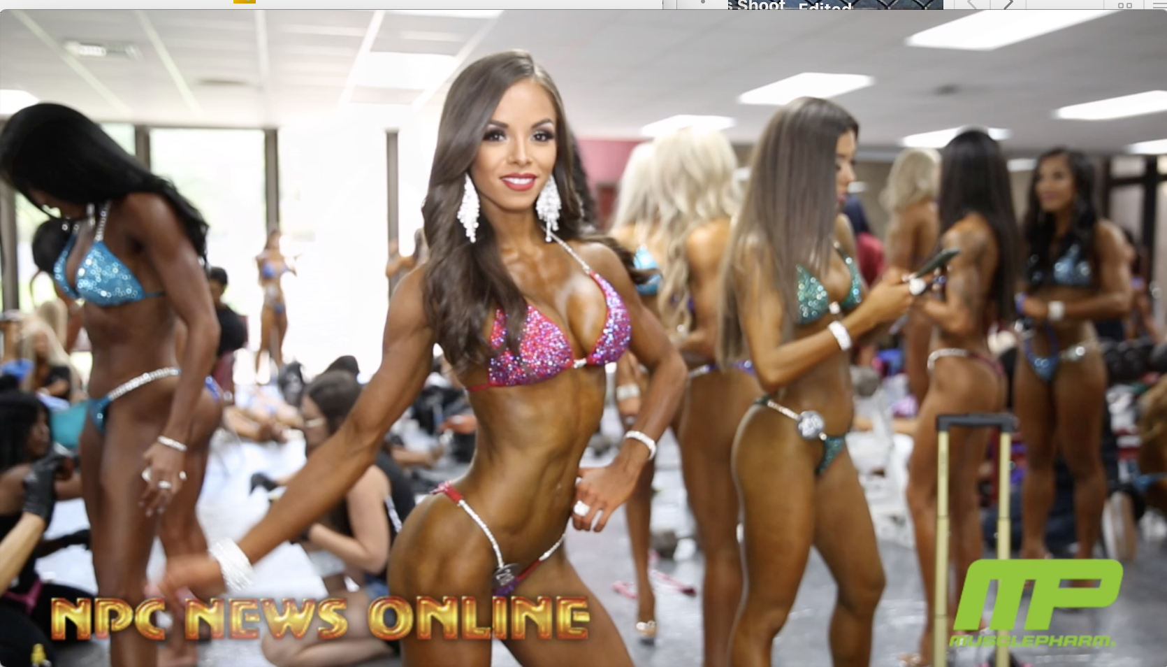 2018 npc jr nationals bikini