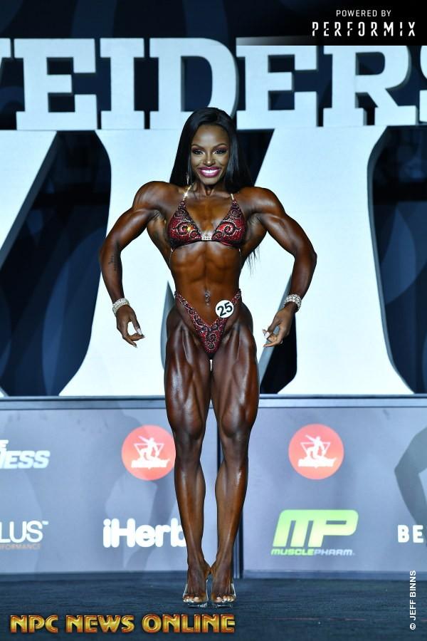 Olympia QS Figure | NPC News Online