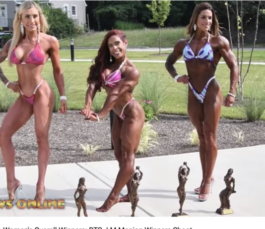 814302f6d 2019 NPC Universe Women's Overall Winners: BTS J.M Manion Winners Shoot  Video