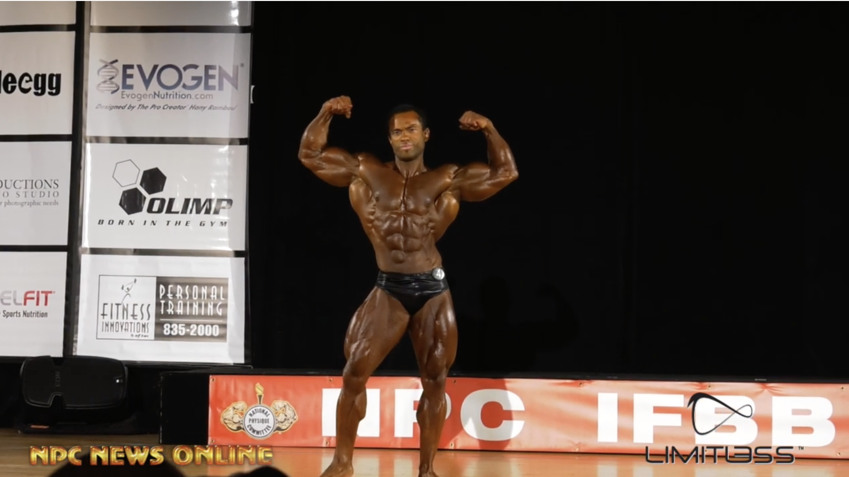 Jim Brown Physique >> 2019 Ifbb Pittsburgh Pro Classic Physique Winner Posing